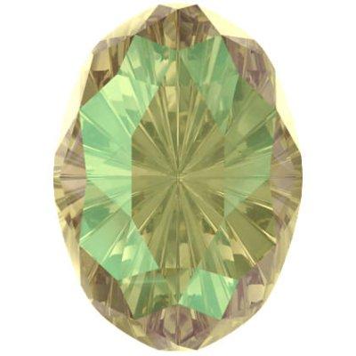 ◆粒売り◆4160 MM14,0X10,0 クリスタルルミナスグリーン1粒